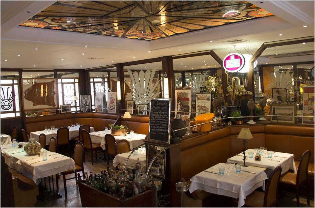 Le Bouchon Lyonnais (intérieur)