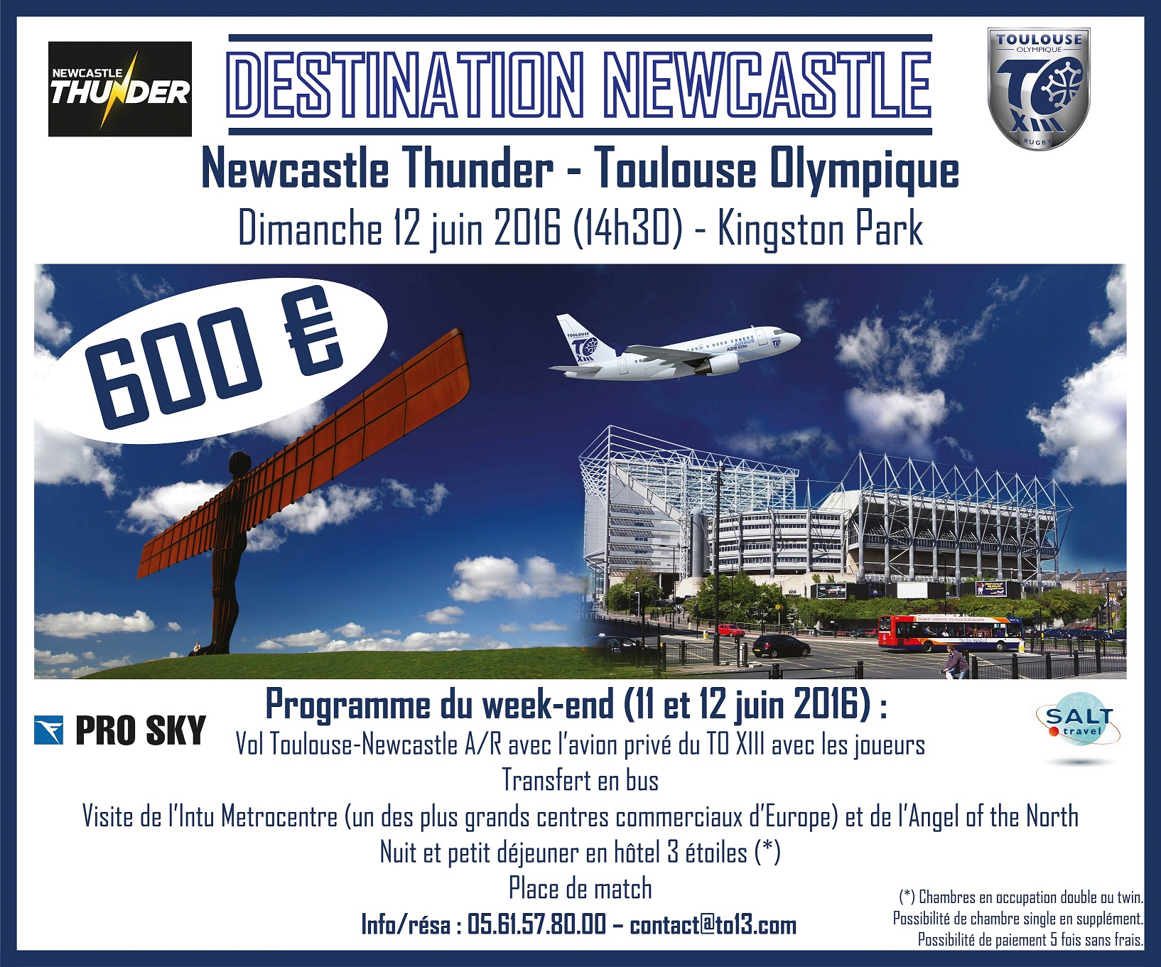 Flyer Newcastle