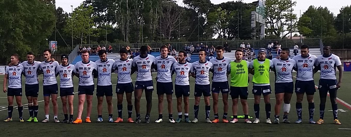 Les Juniors du TO se sont hissés jusqu'en demi-finale du Championnat de France cette saison - Crédit TO XIII