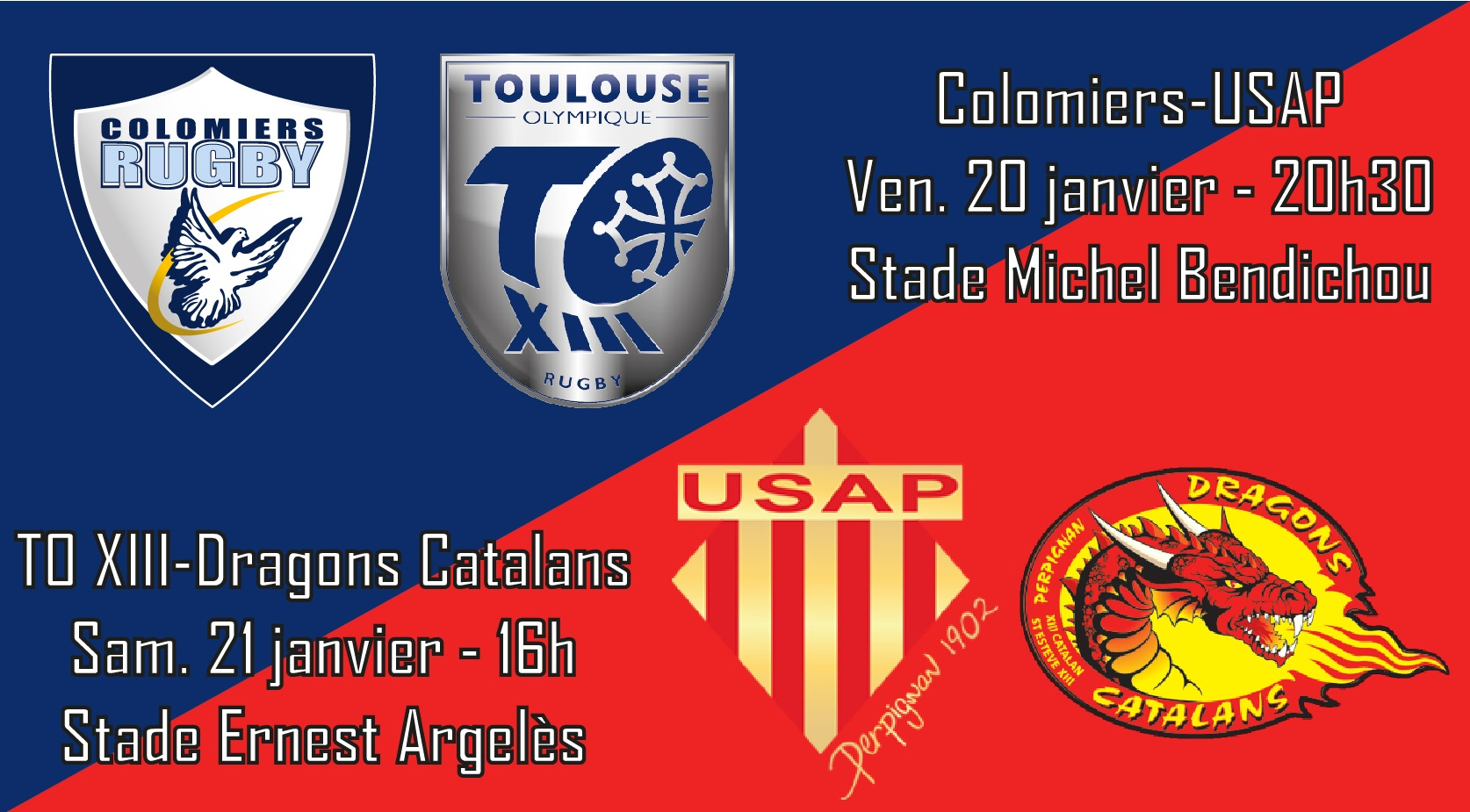 to-xiii-v-dragons-colomiers-usap-21-01-2017